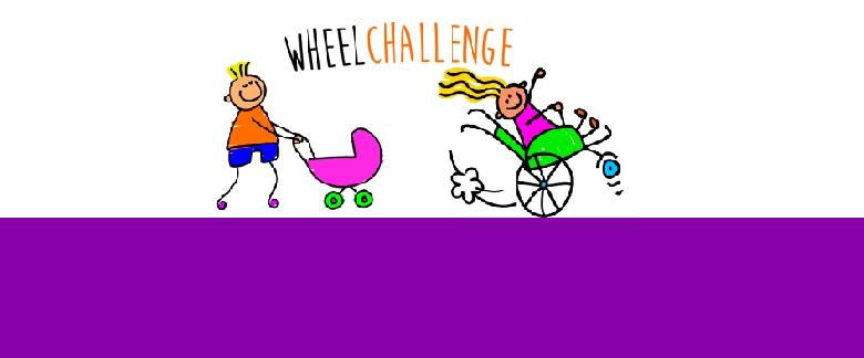 wheelchallenge route4u kerekesszékes térkép