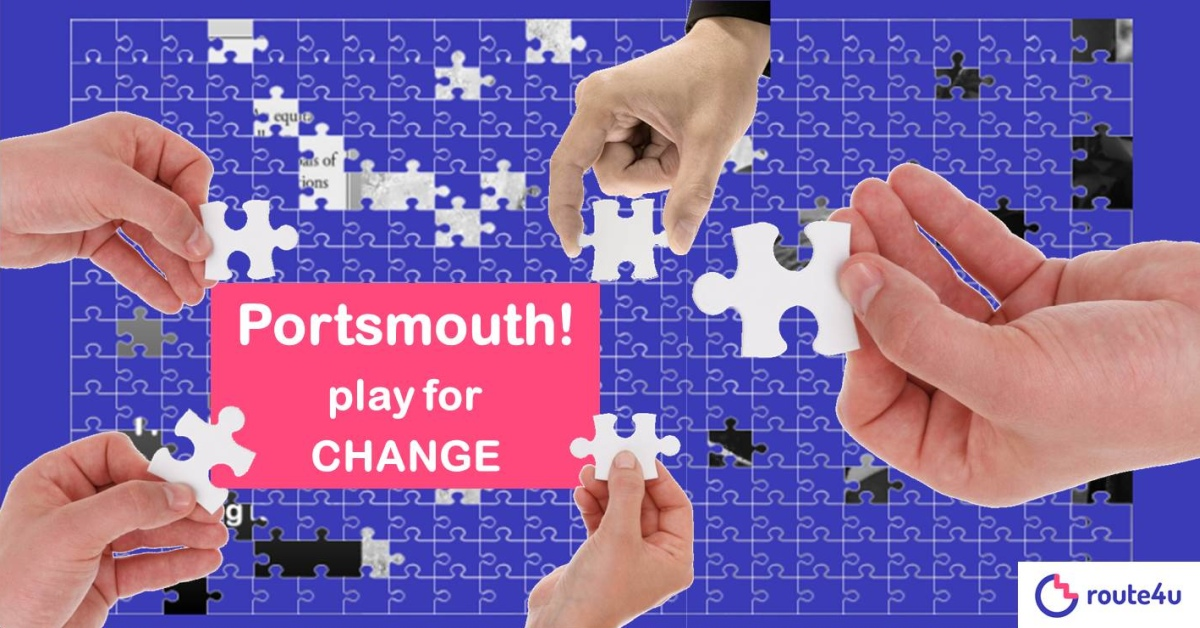 Join The Portsmouth Puzzle Game Instructions Route4u Blog
