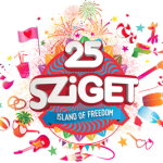 Accessibility map of Sziget Festival 2017